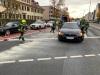 Verkehrsunfall an der Schlosskreuzung in Stein am 23. Oktober 2020
