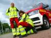 Die neuen First-Responder-Hosen der Feuerwehr Stein
