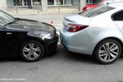 Verkehrsunfälle und Ölspuren